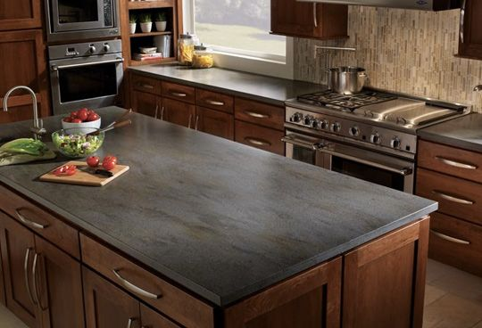 corian is a great practical and good looking kitchen countertop for any home although corian is one of the least expensive countertop - Least Expensive Countertops