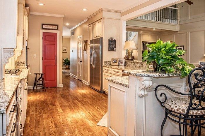 Classic home design memphis